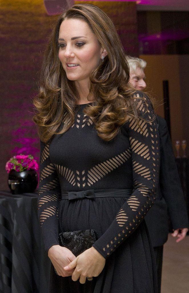 Catherine, Duchess of Cambridge attends the Action on Addiction Autumn Gala Evening at L'Anima on October 23, 2014 in London, England.