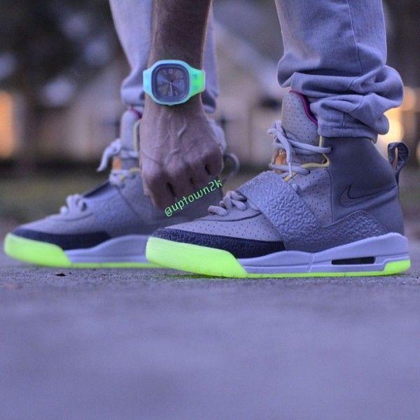 Nike Air Yeezy Zen Grey - Uptown2k