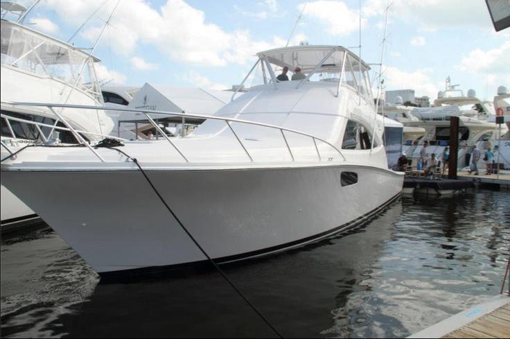 Bertram 54 at the 2012 Ft. Lauderdale International Boat ...