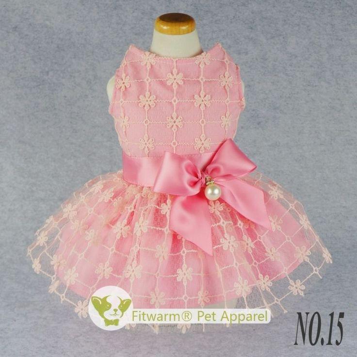 Mejores 144 imágenes de ropa para mascotas en Pinterest | Vestidos ...