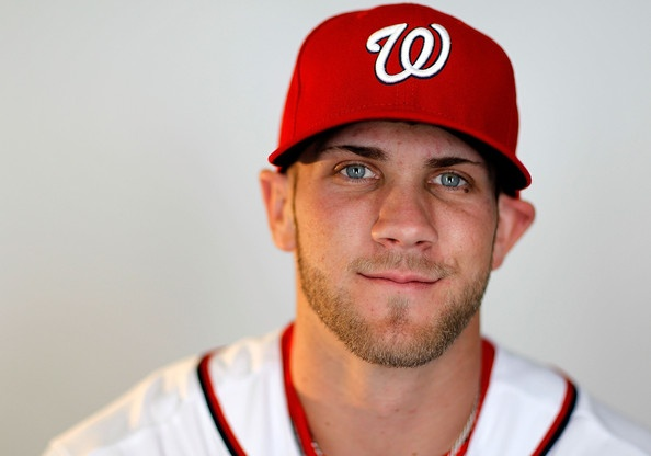 pics of bryce harper | ... photo bryce harper bryce harper 34 of the washington nationals poses