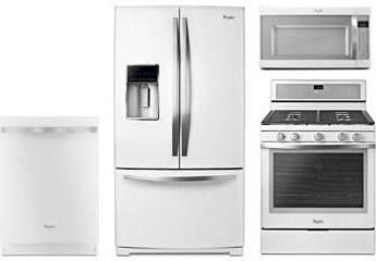 White Ice Appliance Package Google Search Home