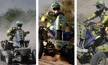 #Dakar2014 : Ignacio Casale asegura que si todo sale bien en esta competencia el objetivo es el triunfo, para así convertirse en el primer chileno en ganar el Dakar