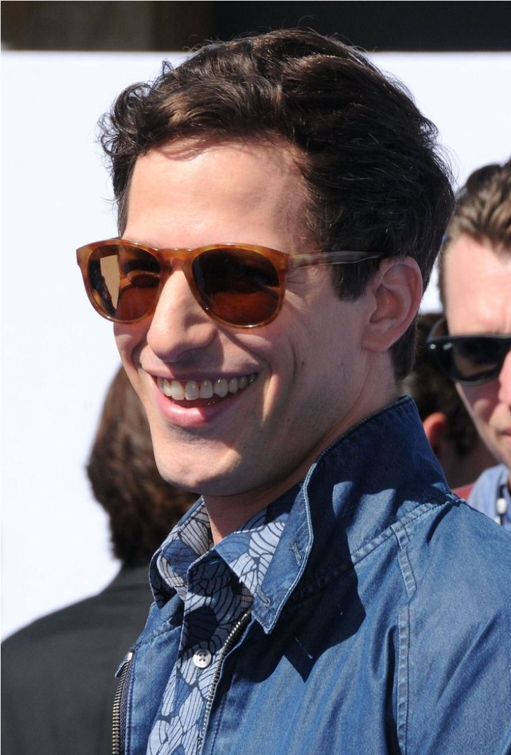 Andy Samberg Sunglasses