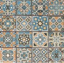 Интерьер фабрики Rocersa коллекция плитки для кухни Retro ID-1324 1800