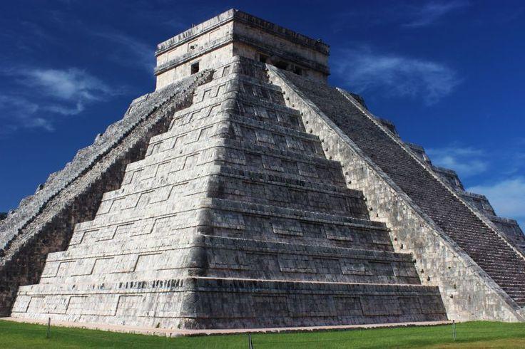 Pieczątki w paszporcie: CHICHEN ITZA - MEKSYK 2016