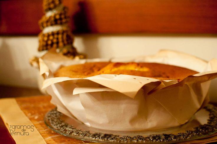 7gramas de ternura: Pão de Ló Tradicional