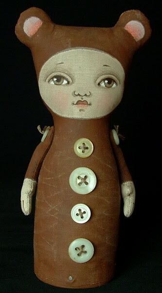 Very nice: Cinnamon Bears, Bears Dolls, Folk Art, Dolls Marrionettes Toys, Art Design, Folkart, Art Dolls, Art Pap, Softies