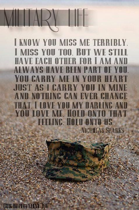 Best  Military Love Ideas On   Military Love Quotes