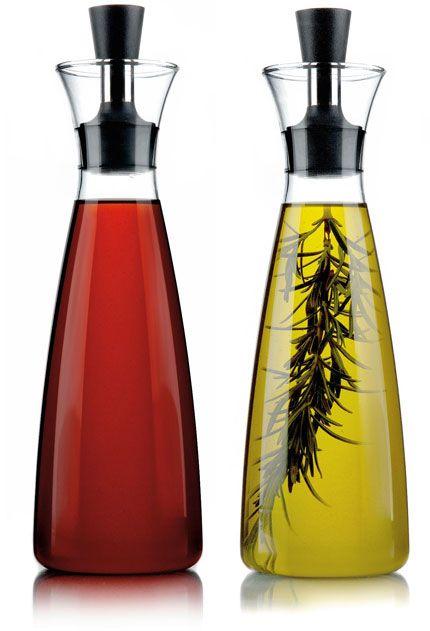 Bottle for vinagre and oil - Eva Solo...100% design