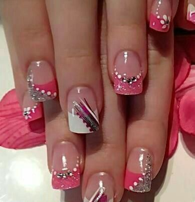 70 Top pretty and cute nail design ideas