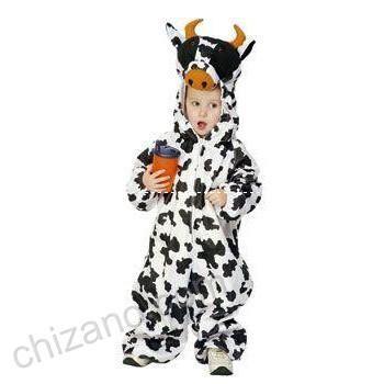 Детские карнавальные костюмы корова
