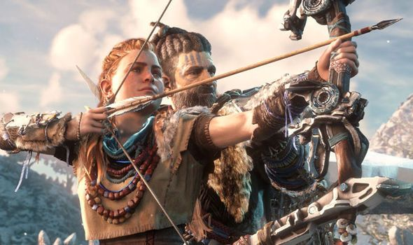 cool Horizon Zero Dawn: Guerrilla Games pleased with 'quality' open world map