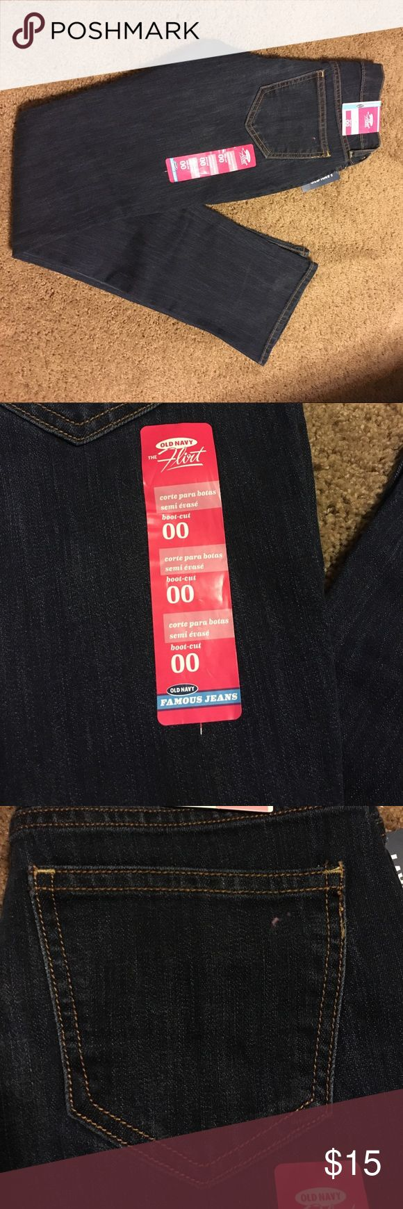 Old navy flirt jeans Never worn. Brand new women's jeans Old Navy Jeans Boot Cut