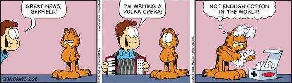 Garfield :-)