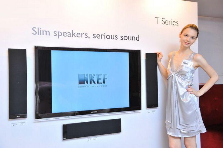 Slim Speaker ** Serious Sound
