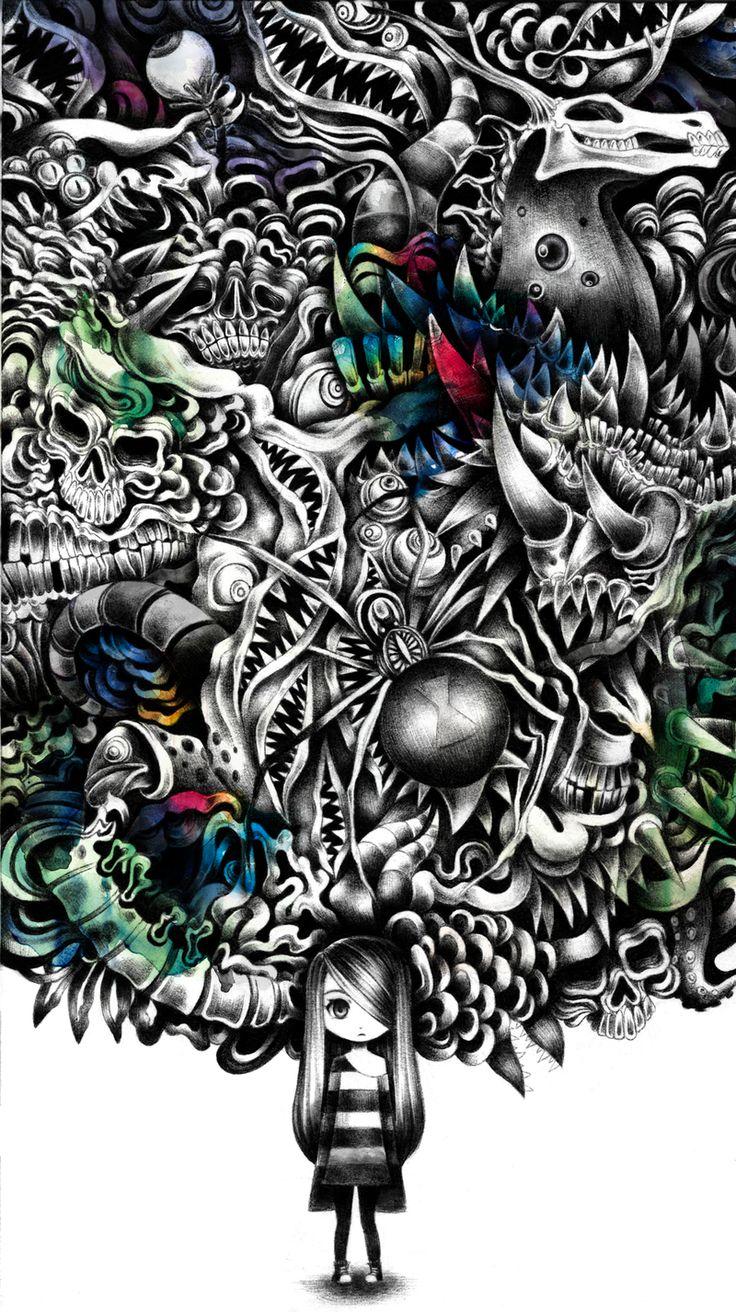 Mental Illness by *x-13-x