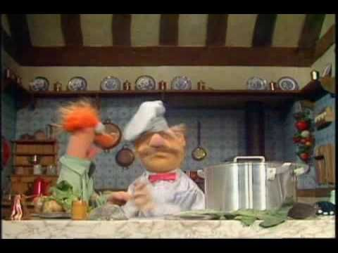 The Muppet Show. Swedish Chef tries to make soup (ep.514)