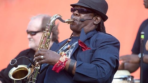 Big Sax Man- Clarence Clemons | The 10 Most Epic Sax Men Of Our Time
