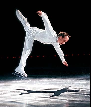 Scott Hamilton - one of the best male figure skaters EVER!