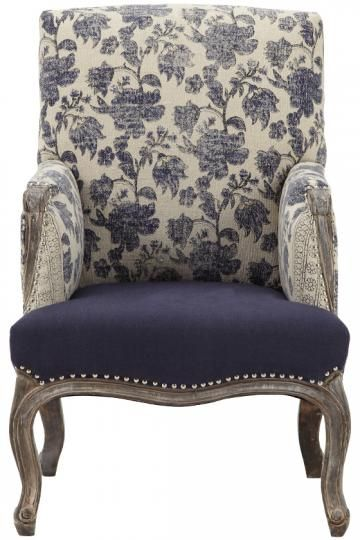 Indy Arm Chair - Arm Chair - Accent Chair - Living Room Chair - Upholstered Chairs | HomeDecorators.com