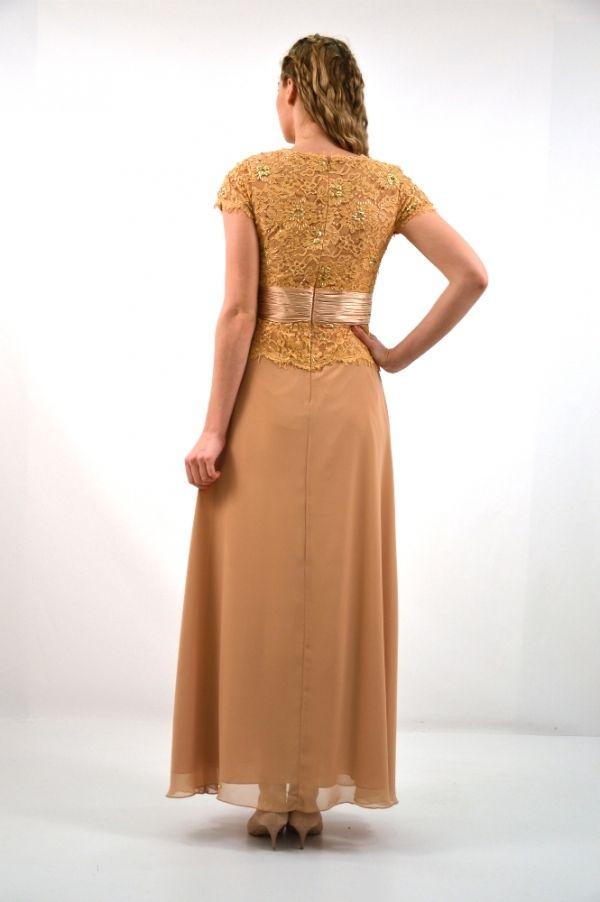 Φόρεμα μακρύ, άλφα γραμμή