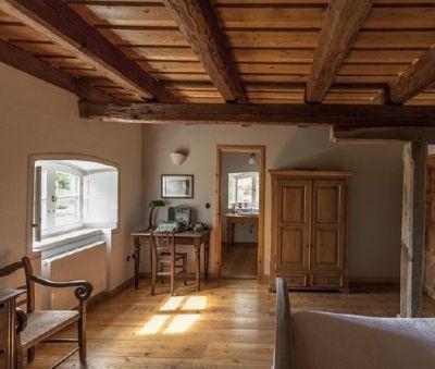 1st floor double room - The Bat Barn Luxury Villa at Lake Balaton