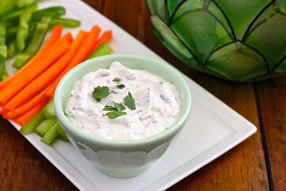 Light Green Goddess Dip: I would like to substitute pureed avocado for the mayo in this recipe.