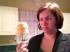 This woman has a blog wherein she tries the awful food she finds on Pinterest. She should be the president.: Work, Crying I M, I M Laughing, Funny Stuff, Hilarious, Blog, Pinterest Ideas, Pinterest Fails