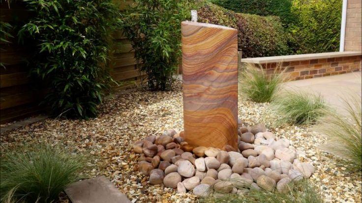 A sleek, contemporary & low maintenance garden design