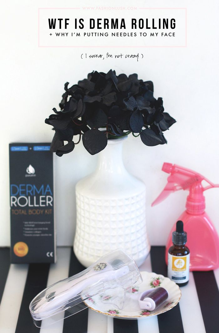 ++ Derma Roller: the skin tool you needed to own yesterday || www.fashionlush.com ++