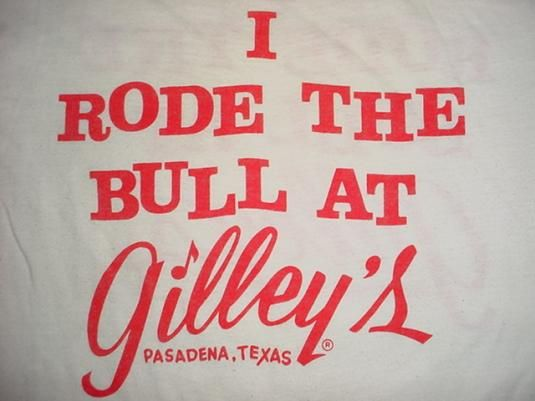 17 best images about gilley 39 s only in texas baby on for T shirt printing pasadena tx