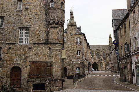 Saint Pol-de-Léon ~ Finistere ~ Brittany ~ France