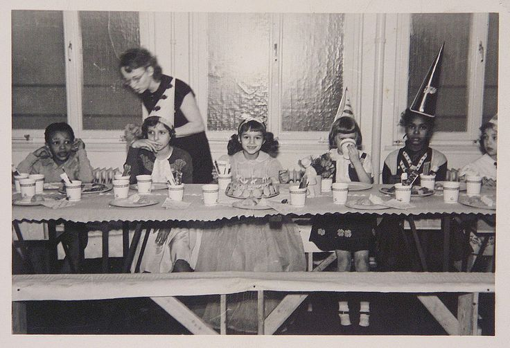 1954 Birthday Party