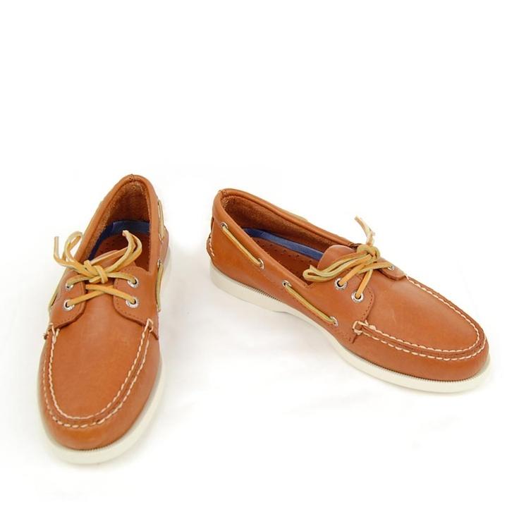 Sperry - Chaussures bateau Cognac