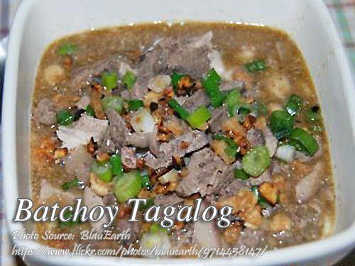 Batchoy Tagalog (Filipino Pork and Liver Soup) | Panlasang Pinoy Meaty Recipes