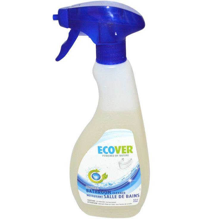 Ecover, Natural Bathroom Cleaner, 16 fl oz (473 ml)