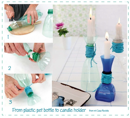 Reusing plastic bottles | ecogreenlove