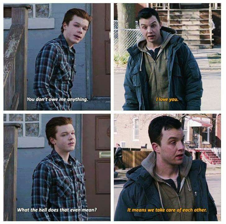 Take Care Of Each Other: 1016 Best Gallavich (Ian And Mickey) Shameless Images On