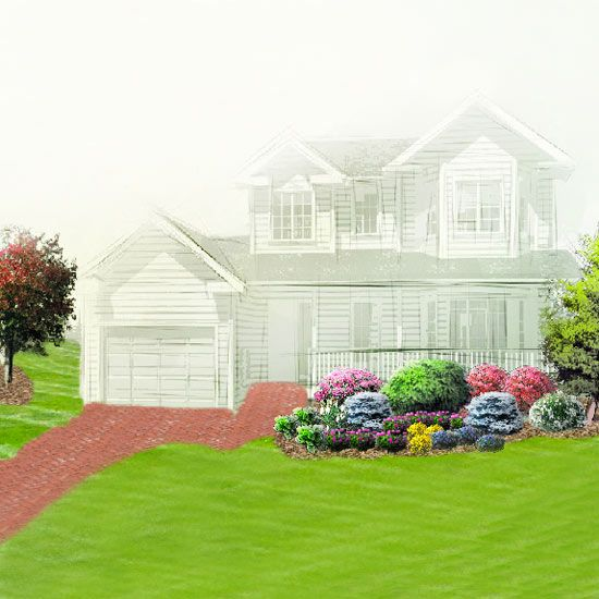 Whole House Design Ideas: 2637 Best Images About Landscaping Ideas On Pinterest