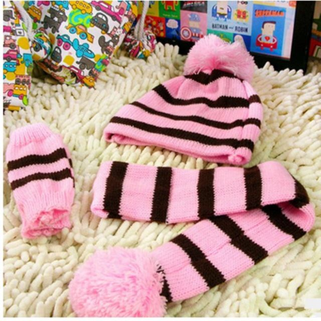 Winter Pet Puppy Accessories For Small Dogs Dog Pet Puppy Hats Scarf Socks Yorkshire Chihuahua Poodle Cat Products Leg Warmer