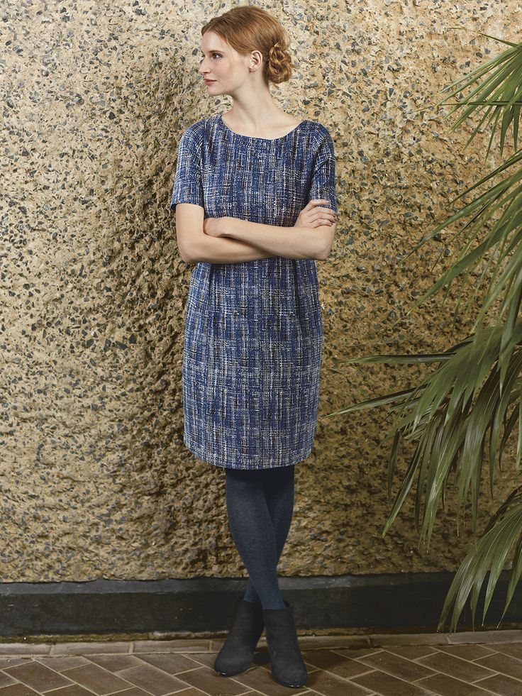 White Stuff Pipil Dress From Katie Kerr Shop Now > http://www.katiekerr.co.uk/white-stuff-pipil-dress-navy