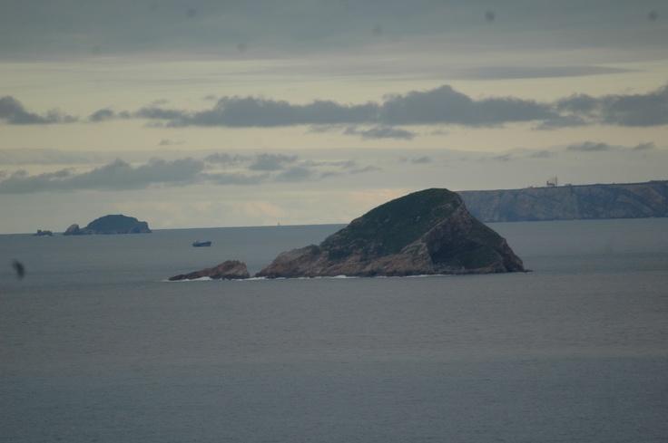 Asturias, cabo vidio, islas asturianas
