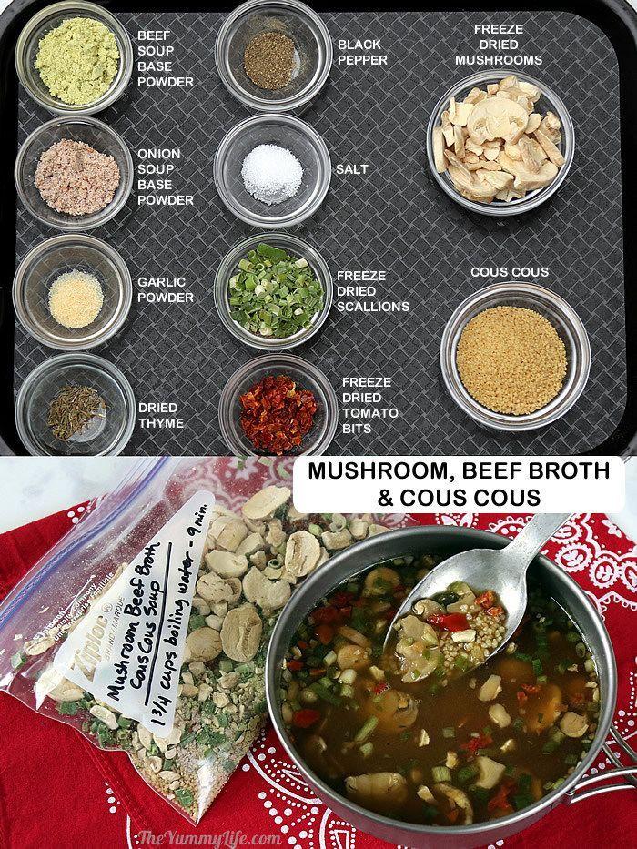 735 Best Backpacking Food Images On Pinterest