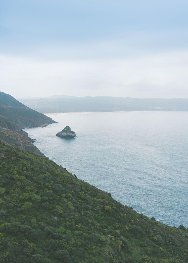 Nebida, Cagliari, Landscape, Sardinia, Color