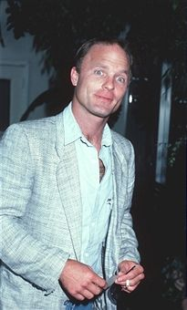 Ed Harris during Ed Harris & Amy Madigan Sighted at The Plymouth Theater - May 31, 1986 at Plymouth Theater in New York City, New York, United States.