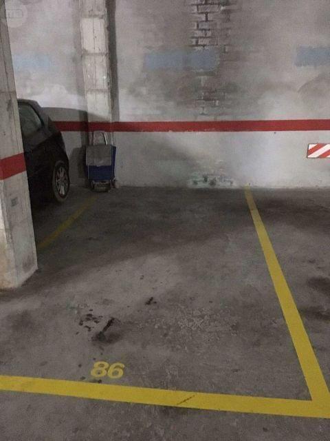 �OPORTUNIDAD!   Vendo Plaza de Parking de Coche en Paseo Taulat, 263-265.  Cerca del Centro comercial de Diagonal Mar, muy cerca de la Playa.   La rampa de entrada es por Calle Proven�als y la de salida es por Calle Selva de Mar.   Parking con una unica planta.   Medidas de la plaza: 2,10x4,50m.