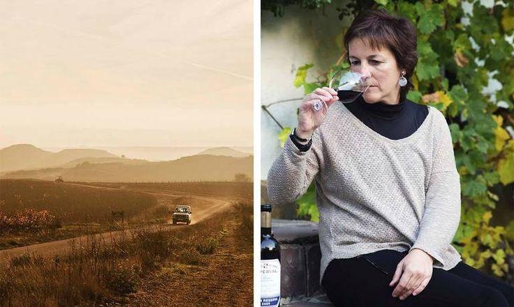 Stilfull. Rioja Alta, lengst vest i Rioja, er opphavet til regionens mest elegante og lagringsdyktige viner. Maria Larrea Quemada lager viner i toppklasse.