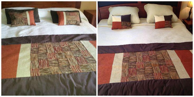Modelo 23 - Piecera 2 plaza / Contacto: pigmentostore@gmail.com