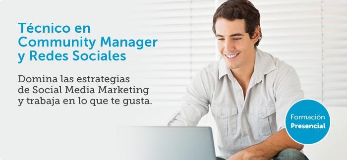 Experto en Community manager y redes sociales